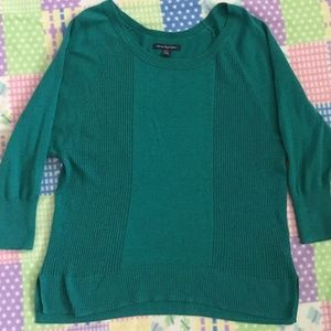 American Eagle Outfitters Teal Sweater Size XS